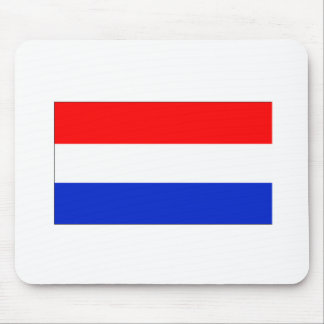 Luxembourg Flag Mouse Pads