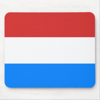 Luxembourg Flag Mouse Pad