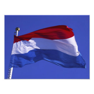 Luxembourg flag RF Photograph