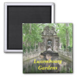 Luxembourg Gardens magnet