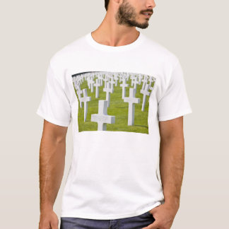 Luxembourg, Hamm. US Military Cemetery T-Shirt