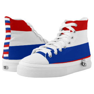 Luxembourg High-Top Sneakers