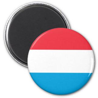 Luxembourg - Lëtzebuerg - Luxemburg Magnet