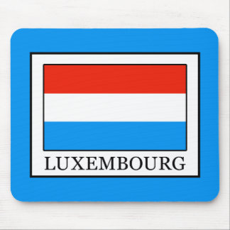 Luxembourg Mouse Pad