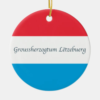 Luxembourg Ornament