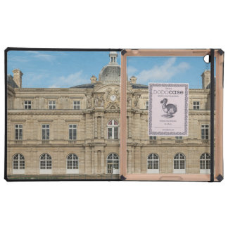 Luxembourg Palace French Senate Paris France Cases For iPad