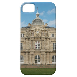 Luxembourg Palace French Senate Paris France iPhone SE/5/5s Case
