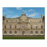 Luxembourg Palace French Senate Paris France Post Cards