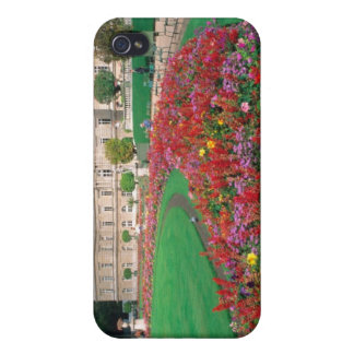 Luxembourg Palace in Paris, France. iPhone 4/4S Cover