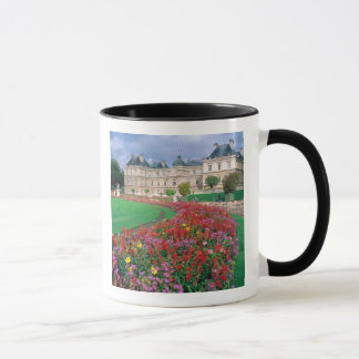 Luxembourg Palace in Paris, France. Mug