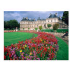 Luxembourg Palace in Paris, France. Postcard