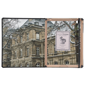 Luxembourg Palace - the seat of the French Senate iPad Cases
