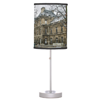 Luxembourg Palace - the seat of the French Senate Desk Lamp