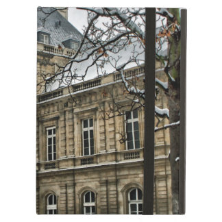 Luxembourg Palace - the seat of the French Senate iPad Air Case