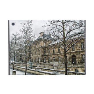 Luxembourg Palace - the seat of the French Senate iPad Mini Cases