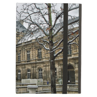 Luxembourg Palace - the seat of the French Senate Cover For iPad Air