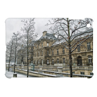 Luxembourg Palace - the seat of the French Senate iPad Mini Covers