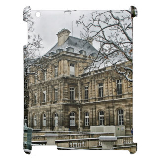 Luxembourg Palace - the seat of the French Senate Case For The iPad 2 3 4