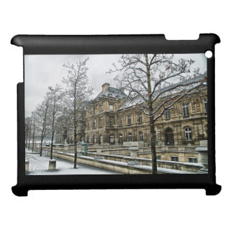 Luxembourg Palace - the seat of the French Senate iPad Cover