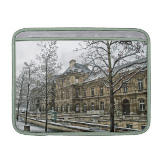 Luxembourg Palace - the seat of the French Senate Sleeves For MacBook Air