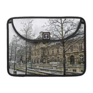 Luxembourg Palace - the seat of the French Senate Sleeve For MacBooks