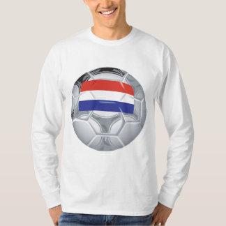 Luxembourg Soccer Ball T-Shirt