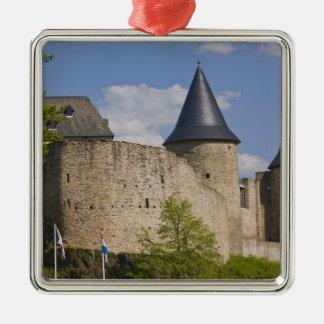 Luxembourg, Sure River Valley. Bourscheid, Metal Ornament