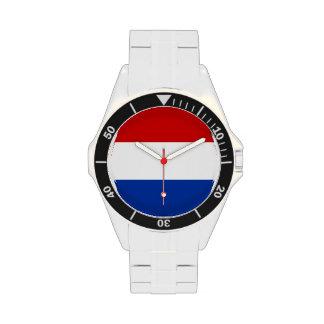 Luxembourg Wrist Watch