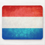 Luxembourger Flag Mousepad