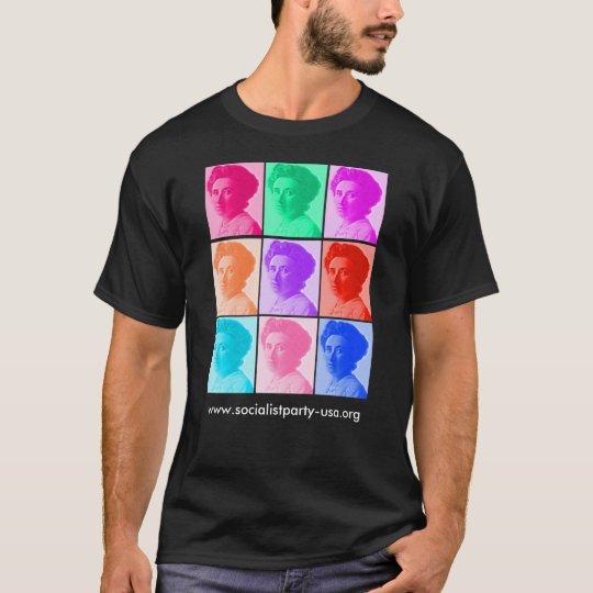 Luxemburg Pop Art T-Shirt