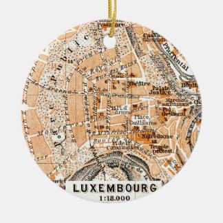 Luxemburgo Ornamento Para Reyes Magos