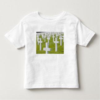 Luxemburgo, Hamm. Cementerio de los militares de Playera De Bebé