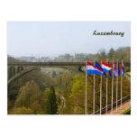 Luxemburgo Tarjeta Postal