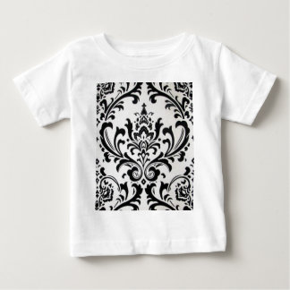 LUXERY BLACK AND WHITE BABY T-Shirt