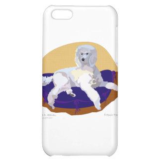 Luxery is the only way to go! iPhone 5C cover