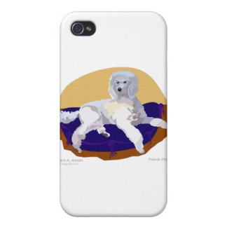 Luxery is the only way to go! iPhone 4/4S cover