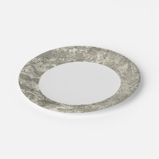 Luxeuil 7 Inch Paper Plate