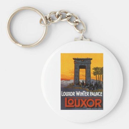 Luxor Egipto Llaveros