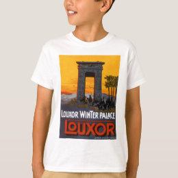Luxor Egypt T-Shirt