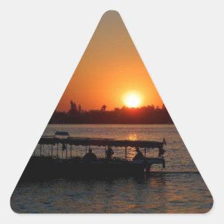 Luxor Triangle Sticker