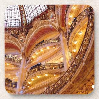 Luxurious Architecture, Paris France, Golden Coaster