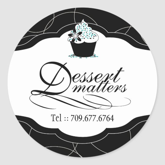 Luxurious Bakery Labels | Stickers