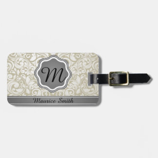 Luxurious Luggage Tag