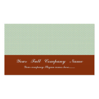 luxurious tiny light brown pattern on rough blue b business card