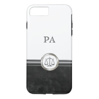 Luxury Attorney Theme iPhone 7 Plus Case