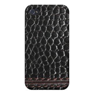 Luxury black leather Case