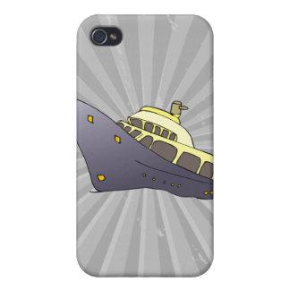 luxury boat iPhone 4 cases