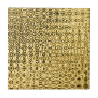 Luxury ceramic tile gold