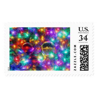 Luxury Christmas Postage