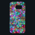 "Luxury Christmas Samsung Galaxy S7 Case<br><div class=""desc"">Merry Christmas! This is a creative photograph of Christmas lights.</div>"